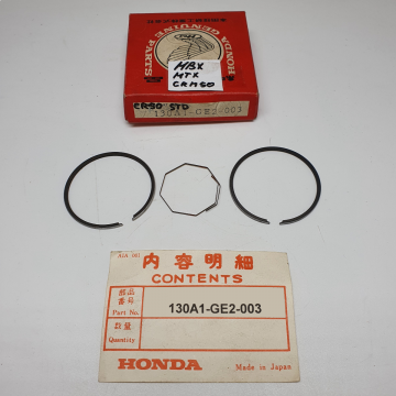 130A1-GE2-003 Std piston ringset CR50