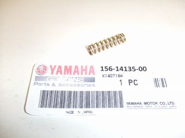 156-14135-00 Spring plunger TZ250/TZ350 from D untill G