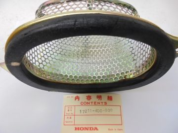17211-400-000 voet luchtfilter element CR125767778