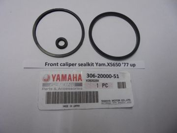 306-20000-51 Caliper sealkit front Yam.XS650'77 up