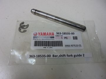 363-18535-00 Bar shift fork guide TZ125G/H