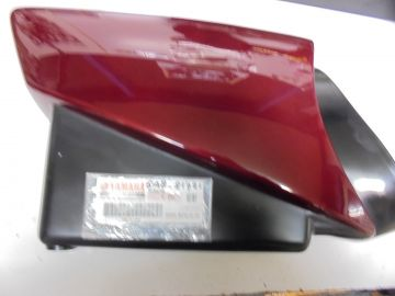 5A8-21721-00 Cover L.H. maroon Yamaha XV920/XV1100 1981 later