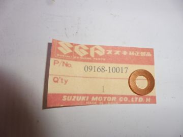 09168-10017 Pakking ring cilinderkop GS400 / GS450 / GS500 / GS650 / GS750 tot GS1100