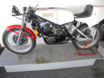 TZ350F 95% compleet chassis 430-997273