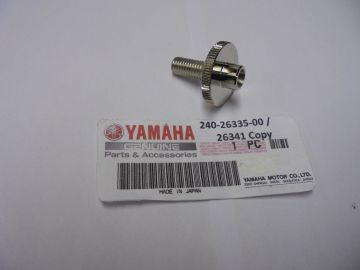 240-26335-00 Screw adjuster front brake / clutch Yamaha race