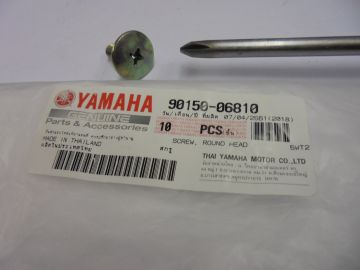 90150-06810 Screw/set(3)fitt fairing to the brackets all Yam.racing