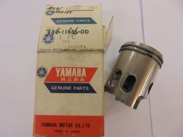 466/396/307-11636-01 Piston assy 2e overs.Yam.AS-3/RD125 new