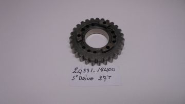 24331-15400 Gear 3e driven 27T Suz.RGB500 '83 up new