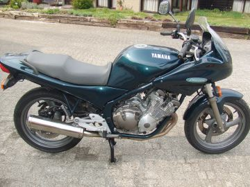 Yamaha XJ600S Diversion in excellent condition
