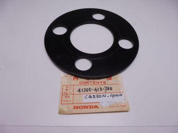 41265-413-780 deksel demper achterwiel CB250 – CB400N