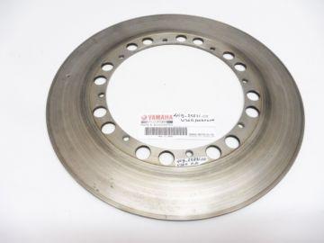 409-25831-00 schijf voor TZ250/TZ350 1975 tot 1982 als nieuw
