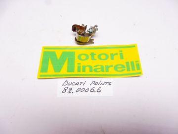 82.0006.6 Breaker ass'y(ducati)ignition Minarelli P3-P4-P6R original new